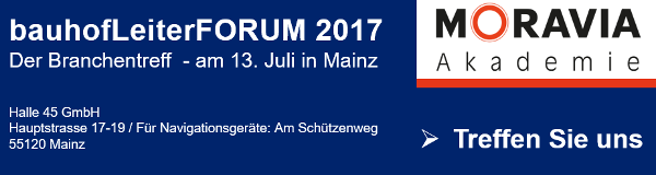 Information zum Bauhofleiter Forum in Mainz