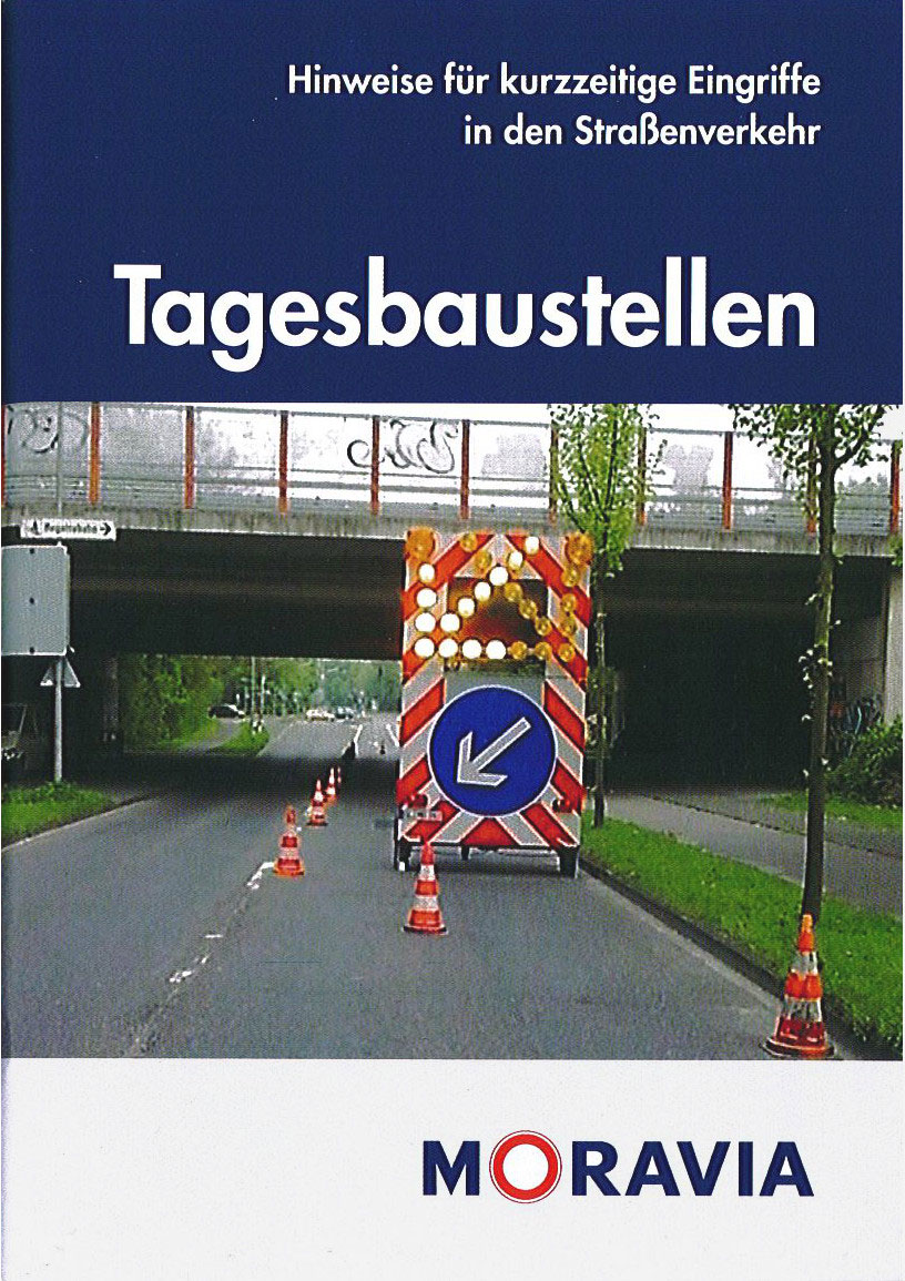 Buch Cover Tagesbaustellen